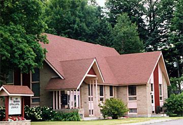 St. Mark's Episcopal Church, Crystal Falls
