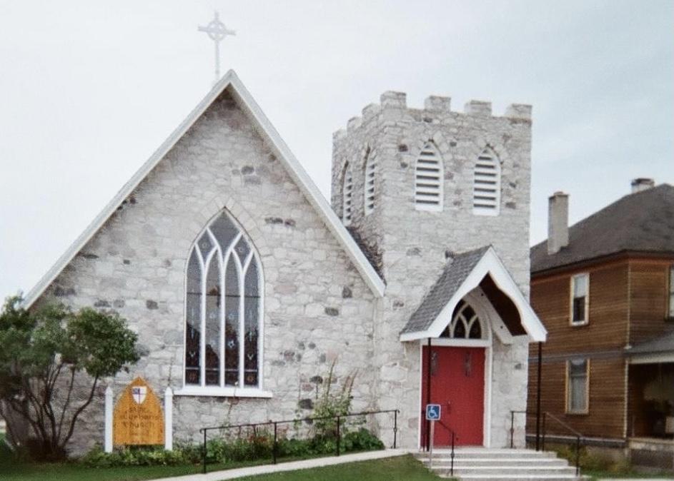 St. Stephen's Episcopal Church, De Tour