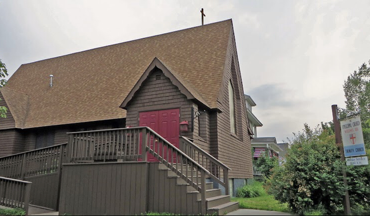 Trinity Episcopal Church, Gladstone