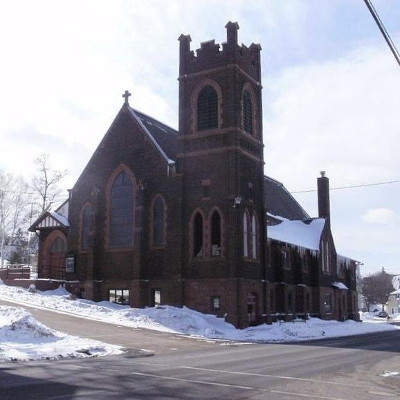 Trinity Episcopal Church, Houghton