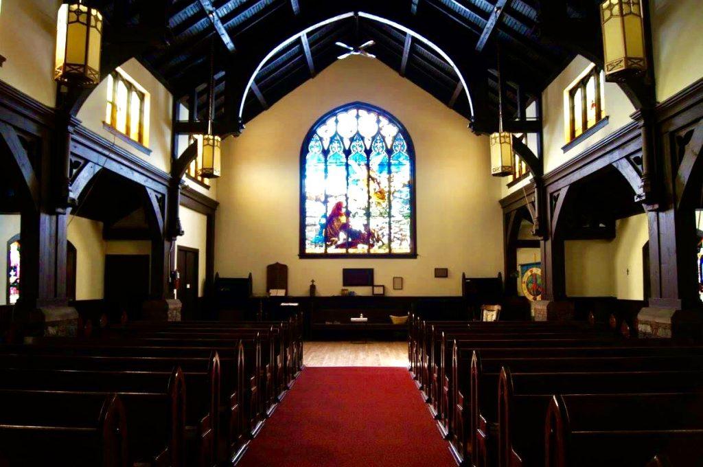 Grace Episcopal Church, Ishpeming