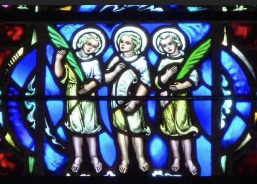 Holy Innocents Episcopal Congregation, Little Lake
