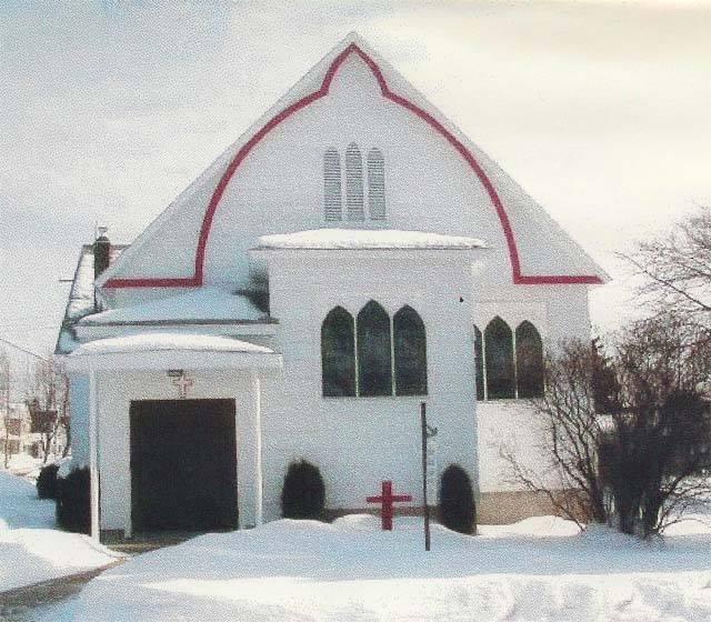 St. Alban's Episcopal Church, Manistique