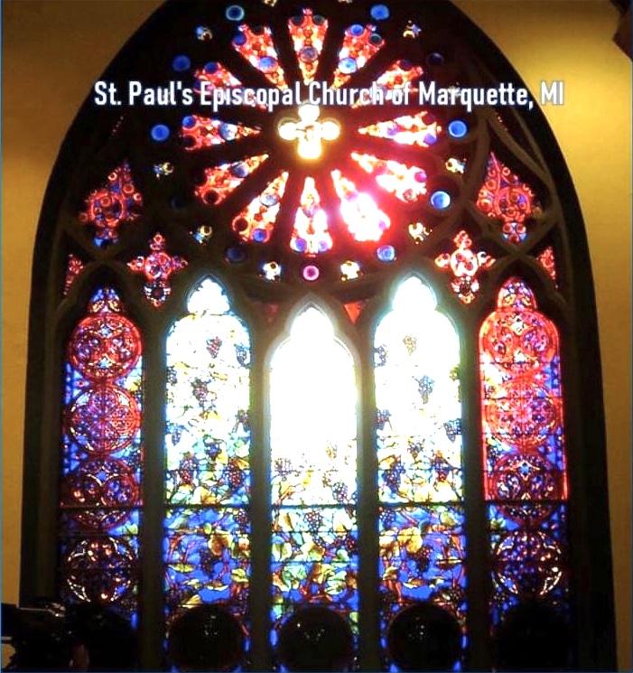 St. Paul's Episcopal Church, Marquette