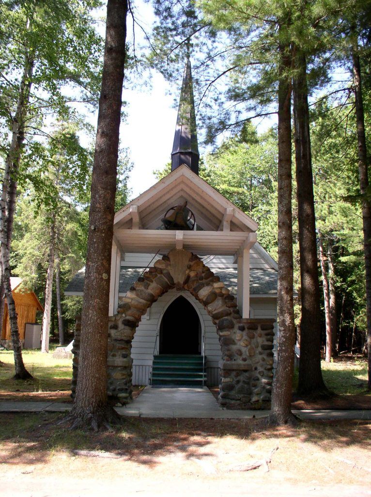 Church of the Transfiguration, Pointe Aux Pins